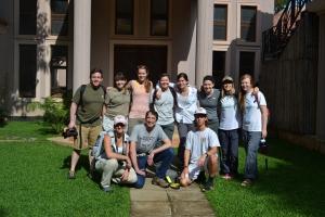Zawadi House, Arusha Day 1