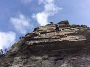 Irish trad climbing at its finest